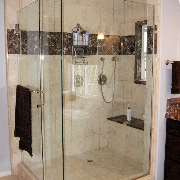 Tile Shower 4