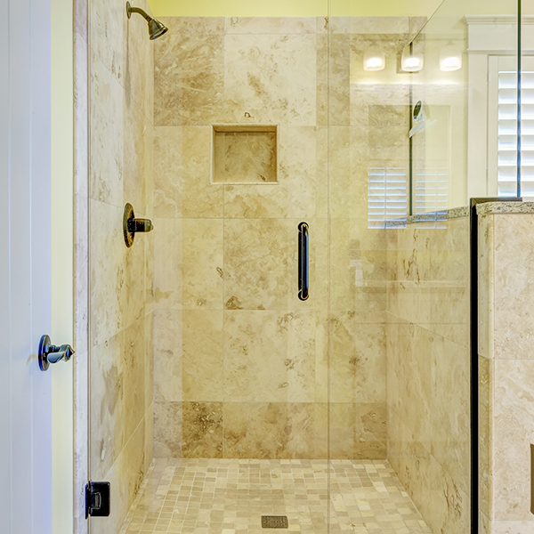 Tile Shower 5