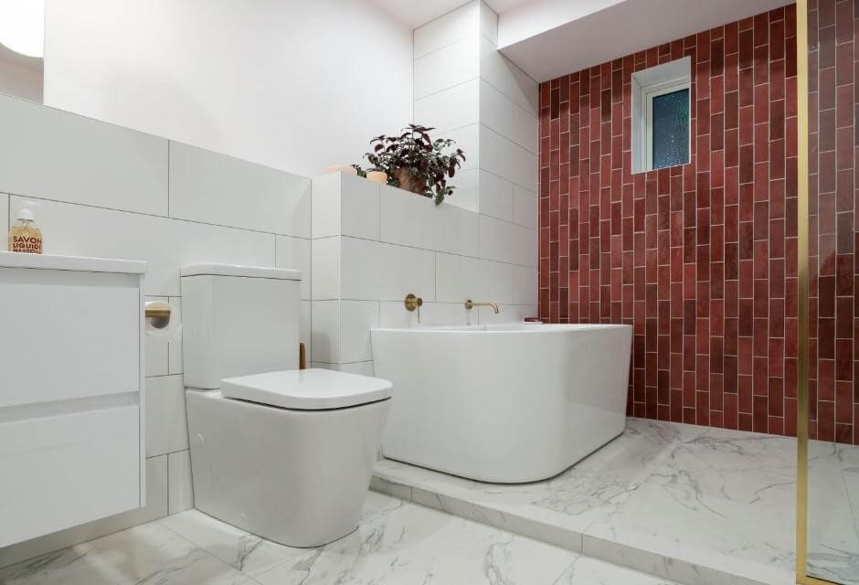Tile Shower 3