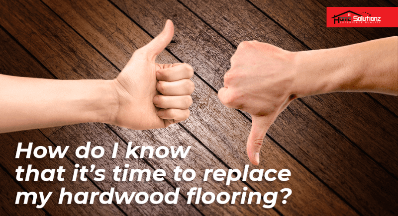 Hardwood flooring is one of the most popular flooring materials for centuries.