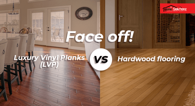 You have already decided that your flooring needs to be replaced