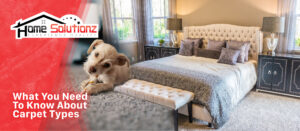 What You Need To Know About Carpet Types